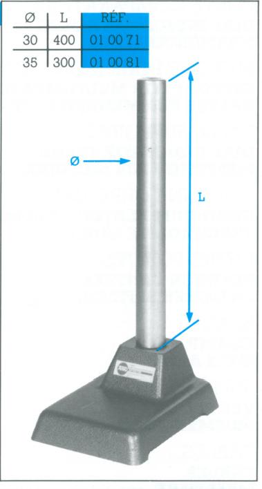 Base avec colonne 30