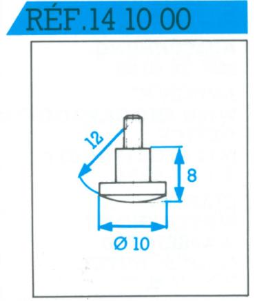 Palpeur acier 10