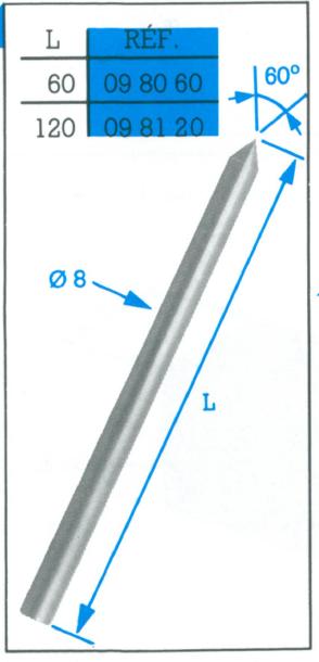 broche cone 90
